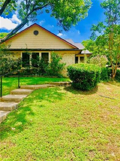 Travis County Condo/Townhouse For Sale: 5707 West Gate Blvd #B