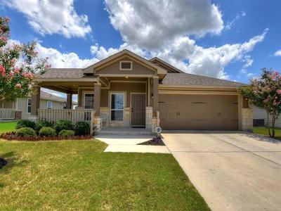 Single Family Home For Sale: 18405 Bandelier Dr