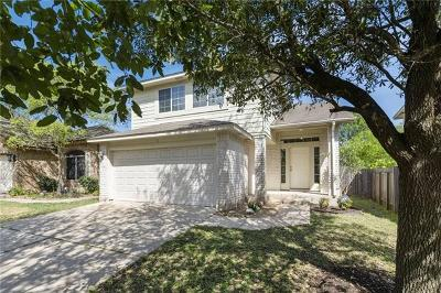 Austin Single Family Home For Sale: 2108 Jesse Owens Dr