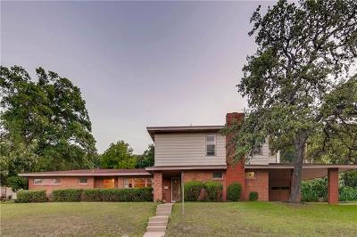 Austin Single Family Home For Sale: 5000 Westview Dr