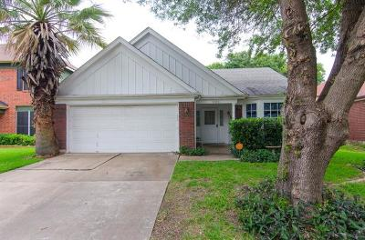 Austin Single Family Home For Sale: 1100 Briargate Dr