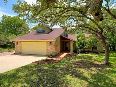Wimberley Single Family Home For Sale: 32 Pebblebrook Ln