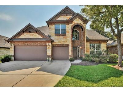 Cedar Park Single Family Home For Sale: 2406 Sweetwater Ln