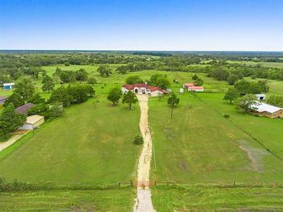 Bastrop County Farm For Sale: 188 Fm 86