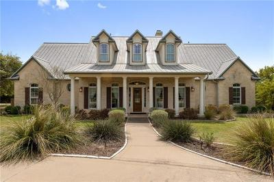 Dripping Springs Single Family Home For Sale: 354 Drifting Wind Run