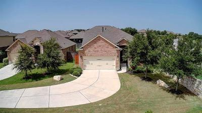 Leander Single Family Home For Sale: 2805 Granite Hill Cv