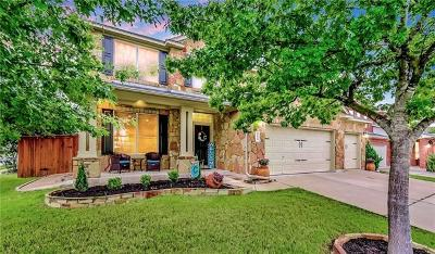 Pflugerville Single Family Home For Sale: 19400 Melwas Way