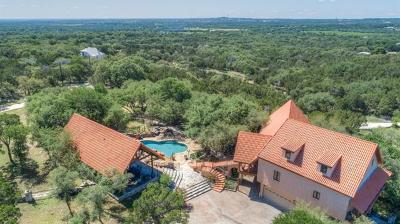 New Braunfels Single Family Home For Sale: 289 Oak Ridge Dr