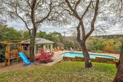 Austin Single Family Home For Sale: 3219 Smoky Rdg