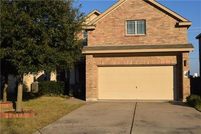 Hays County, Travis County, Williamson County Single Family Home For Sale: 530 Travertine Trl