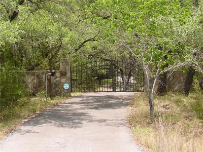 Dripping Springs Single Family Home Pending - Taking Backups: 10616 W Cave Loop