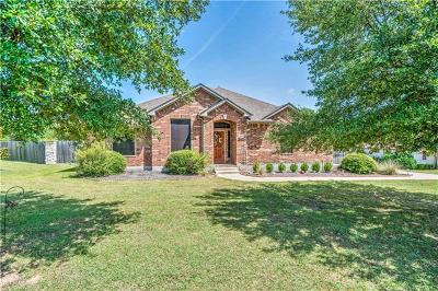 Liberty Hill Single Family Home For Sale: 220 Speed Horse