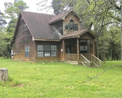 Bastrop County Single Family Home For Sale: 106 Forest Dr