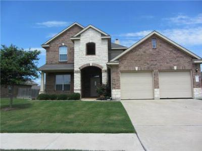 Pflugerville TX Single Family Home Sold: $179,900