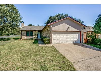 Austin Single Family Home For Sale: 7501 Lakewood Dr