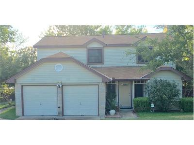 Single Family Home For Sale: 1300 Tuxford Cv