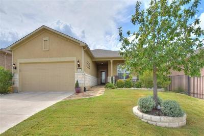 Sun City Single Family Home For Sale: 110 Bartlett Peak Dr