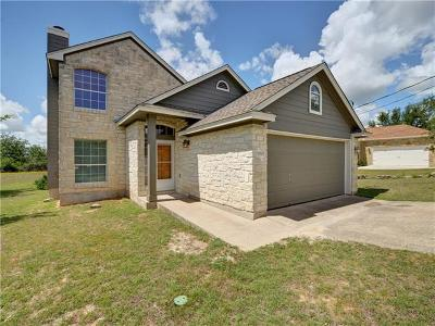 Dripping Springs Single Family Home For Sale: 17505 Deer Creek Skyview