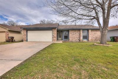 Round Rock Single Family Home Pending - Taking Backups: 1803 Frontier Trl