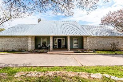 Round Rock Single Family Home Pending - Taking Backups: 3700 Carmel Dr