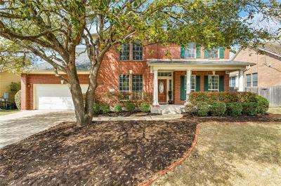 Single Family Home For Sale: 4417 Lost Oasis Holw