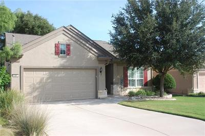Georgetown Single Family Home For Sale: 307 Rosecliff Dr