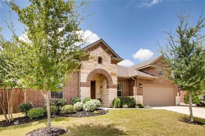 Manor Single Family Home For Sale: 13808 Field Stream Ln
