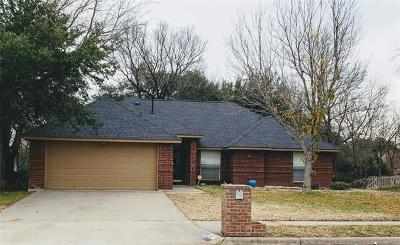 Harker Heights Single Family Home For Sale: 417 Gina Dr