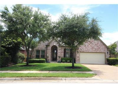 Single Family Home For Sale: 12613 Belcara Pl