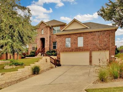 Cedar Park Single Family Home For Sale: 2503 Durlston Ct