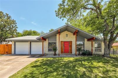 Austin TX Single Family Home For Sale: $399,000