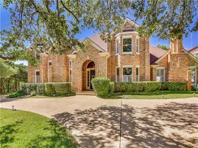 Austin Single Family Home For Sale: 4030 Westlake Dr