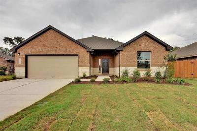 Bastrop County Single Family Home For Sale: 130 Swift Water Loop