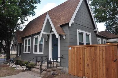 Austin Single Family Home For Sale: 1400 W Lynn St