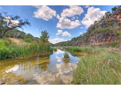 Burnet  Residential Lots & Land For Sale: 485 Crown Trl