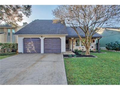 Travis County Single Family Home Pending - Taking Backups: 7703 Copperas Dr
