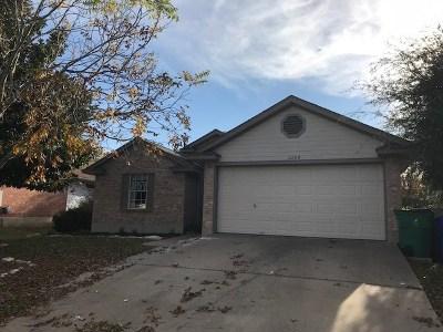 Cedar Park Single Family Home For Sale: 2204 Corbin Way