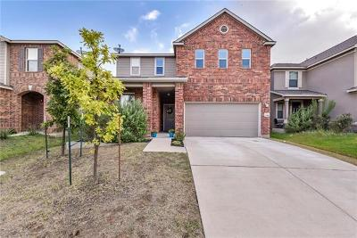 Travis County Single Family Home For Sale: 6416 Garden Rose Path