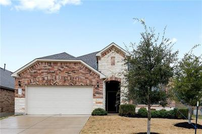 Leander Single Family Home Pending - Taking Backups: 2009 August Jake