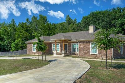 Williamson County Single Family Home For Sale: 920 2nd St