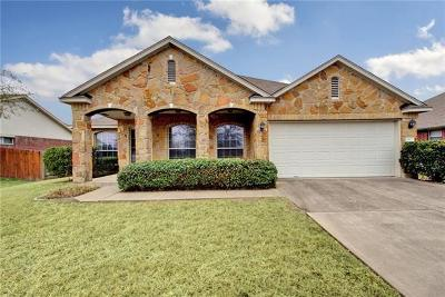 Pflugerville Single Family Home Pending - Taking Backups: 14612 Dreamtime Ln