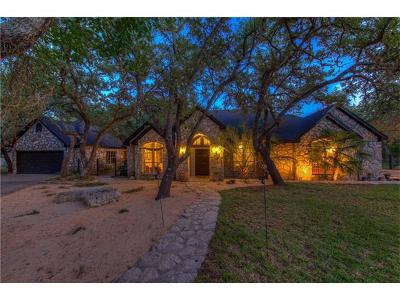Dripping Springs Single Family Home For Sale: 101 Horseshoe Dr