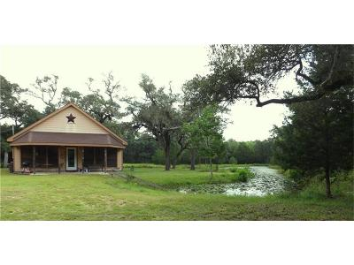 Weimar, Other, Schulenburg Farm For Sale: 1239 Coxwell