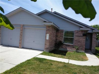 Kyle Single Family Home Pending - Taking Backups: 221 Fall Creek Dr