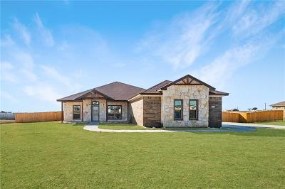 Salado Single Family Home For Sale: 3238 Wild Seed Dr