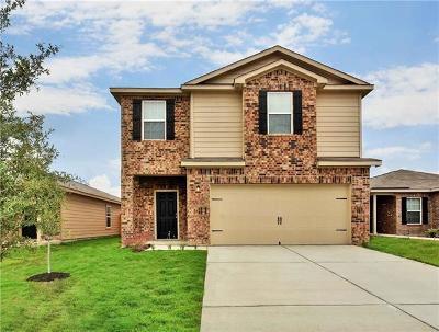 Kyle Single Family Home For Sale: 1437 Breanna Ln