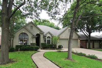Travis County, Williamson County Single Family Home For Sale: 16820 Squaw Valley Ln