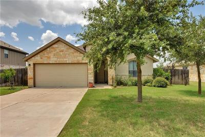 Buda Single Family Home For Sale: 385 Shadow Creek Blvd