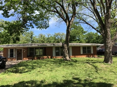 Rockdale TX Single Family Home For Sale: $109,000