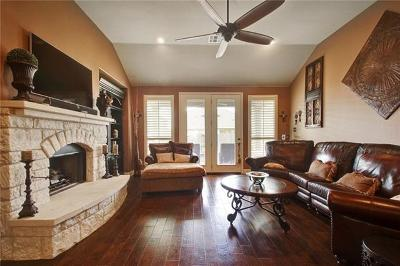 Round Rock Single Family Home For Sale: 1943 Kempwood Loop